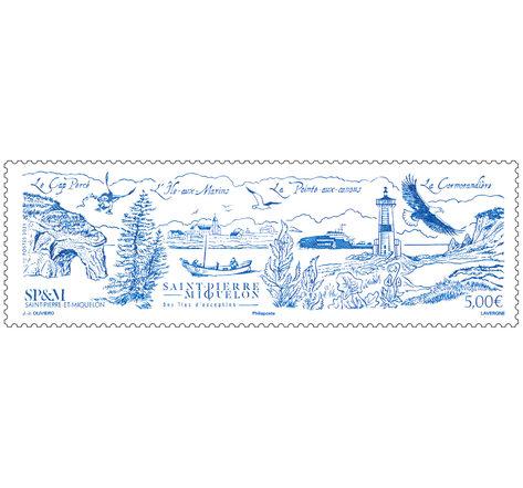 Saint Pierre et Miquelon - Des îles d'exception