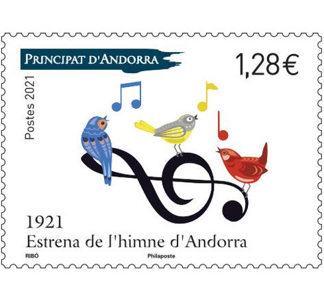 Estrena Himne Andorra