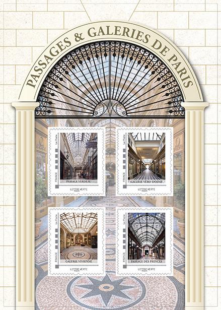 Collector - Passages et Galeries de Paris