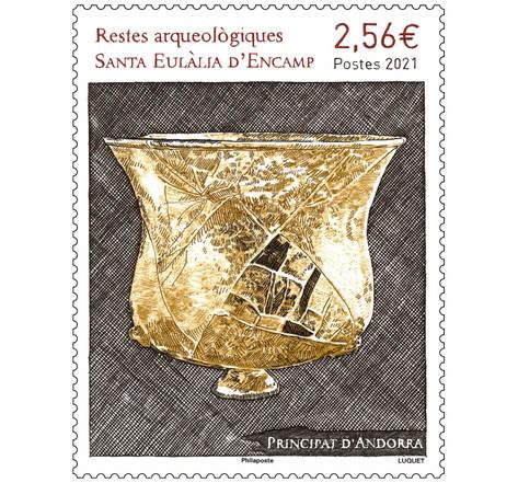 Restes arqueologiques - Santa Eulàlia d'Encamp