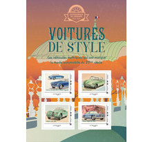 Collector - Voitures de style - Grand Palais