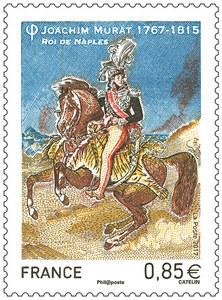 Timbre - Joachim Murat 1767-1815