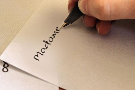 Rédiger Une Lettre Formelle Quelles Formules De Politesse