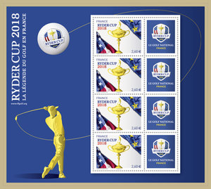 Minifeuille - Ryder cup
