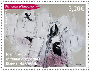 Andorre - Biennal de Venecia - J.Xandry