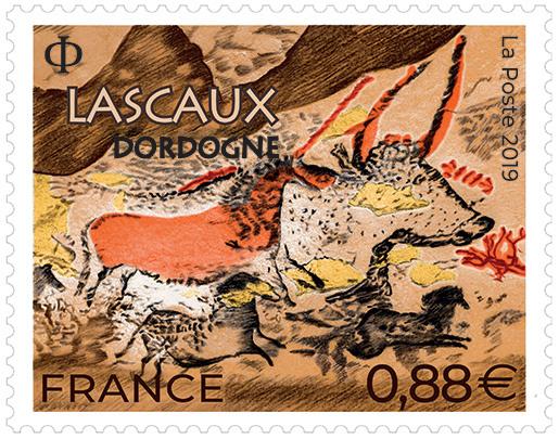 Timbre - Grotte de Lascaux