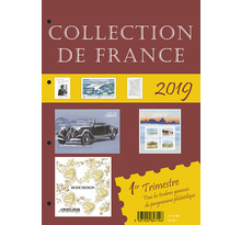 Collection de France 1er trimestre 2019