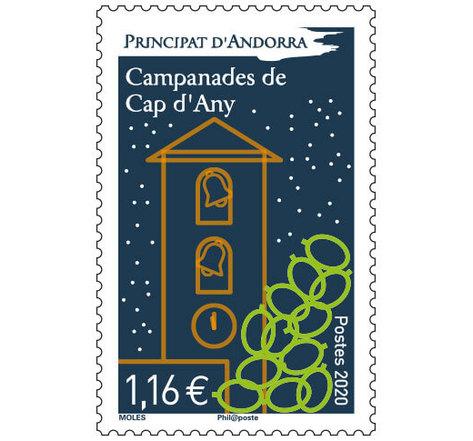 Andorre - Campanades Cap Any