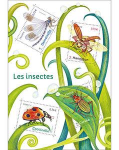 Bloc - Les Insectes
