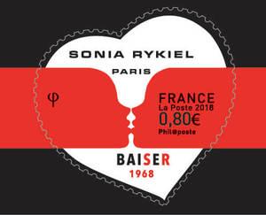 Timbre cœur - Sonia Rykiel - 20g