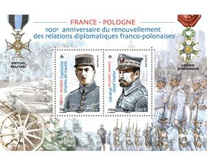 Bloc - France - Pologne