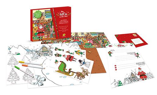 la poste lettre pere noel Kit   Ma Lettre au Père Noël | Boutique Particuliers La Poste la poste lettre pere noel