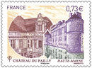 Timbre - Château du Pailly