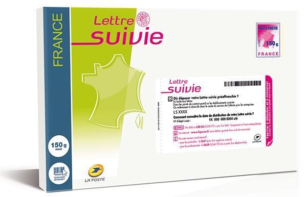 Pret A Poster Lettre Suivie 150g Boutique Particuliers La Poste