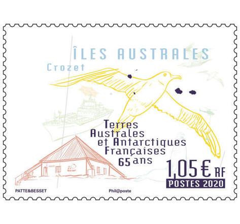 Iles Australes - Crozet