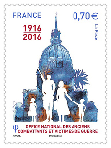 Timbre - Office National des Anciens Combattants