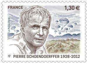 Timbre - Pierre Schoendoerffer