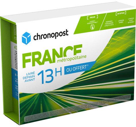 Boîte Chronopost - 3 kg - 2019