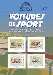 Collector - Voitures de sport - Rallyes Eté