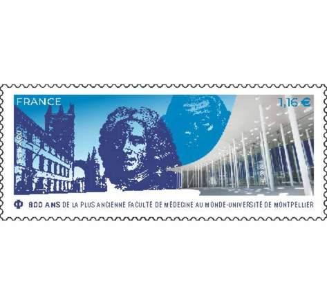 800 ans Faculté Médecine Montpellier - Lettre Prioritaire