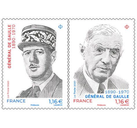 Général de Gaulle 1890 - 1970
