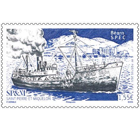 Saint Pierre et Miquelon - Le Bearn