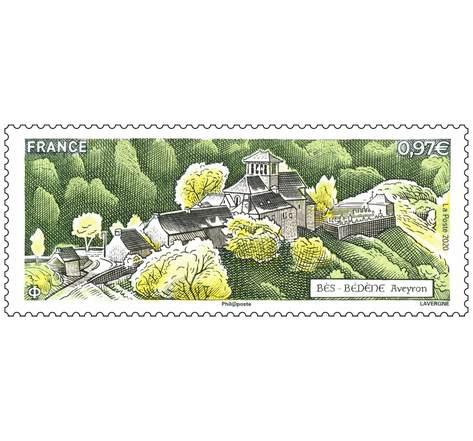 Bès Bébène Aveyron - Lettre Verte