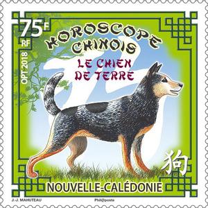 Nouvelle Calédonie - Horoscope chinois - Le chien de Terre