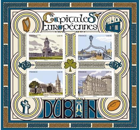 Bloc - Capitales Européennes - Dublin - International