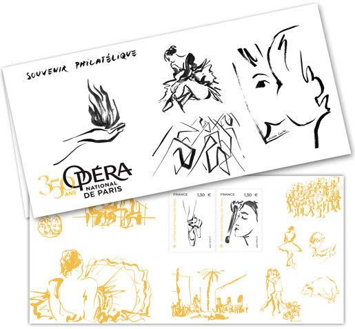 Souvenir - Opéra National de Paris