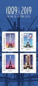 Collector - 130 ans de la Tour Eiffel - Lettre Verte