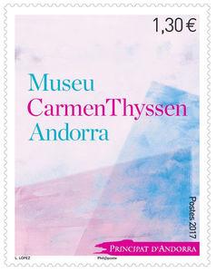 Andorre - Musuem Carmen Thyssen