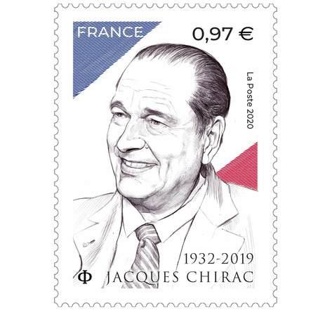 Jacques Chirac (1932-2019) - Lettre Verte