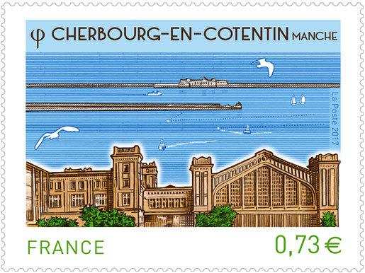 Timbre - Cherbourg-en-Cotentin Manche