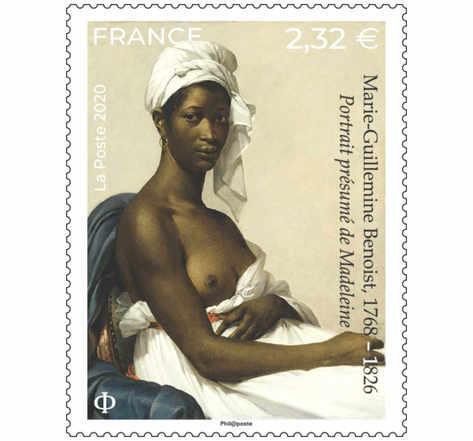 Marie-Guillemine Benoist - Lettre Prioritaire