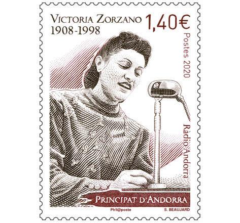Andorre - Victoria Zorzano