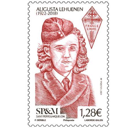 Augusta Lehuenen