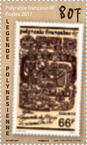 Polynésie Française - Légende Polynésienne