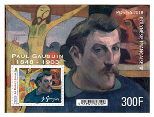 Polynésie Française - Bloc Paul Gauguin