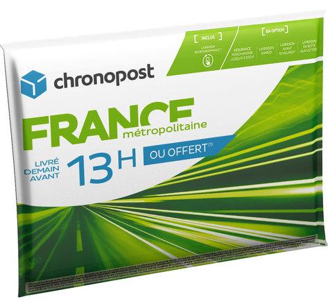 Pochette matelassée Chronopost - 1kg - 2019