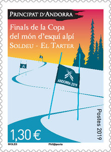 Andorre - Finals de la Copa del món d'esquí alpí