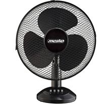 Ventilateur de table 45W Diam 40 cm noir MESKO