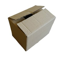 Lot de 10 cartons d'emballage 20 x 15 x 11 cm