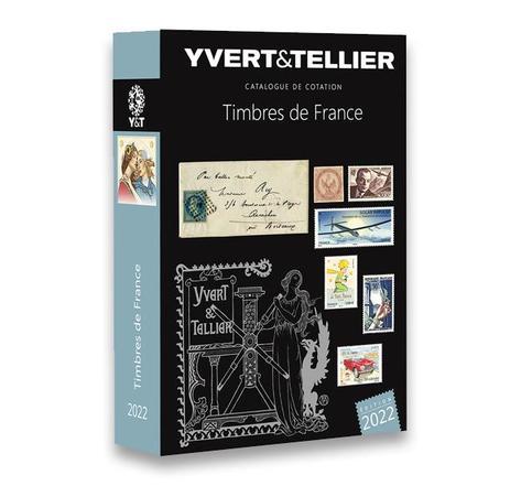 TOME 1 - 2022 (Catalogue des Timbres de France)