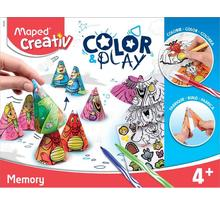 Creativ COLOR & PLAY Kit créatif Memory MAPED