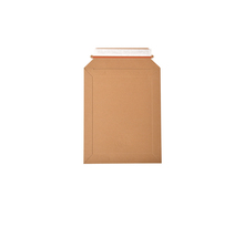 Lot de 50 enveloppes carton B-Box 2 MARRON format 215x270 mm