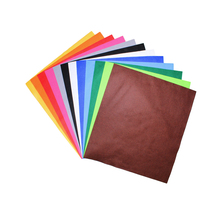 Feutrine 1 mm Polyester 45 x 50 cm Assort. 12 coupons - Sodertex