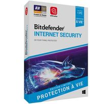 Bitdefender Internet Security - a vie - 1 PC