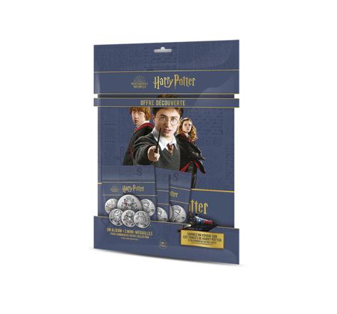 Harry Potter Kit Découverte
