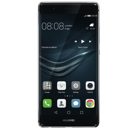 Huawei P9 - Noir - 32 Go
